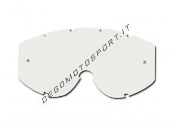 2 Lenti trasparenti per maschera Pro Grip ALL