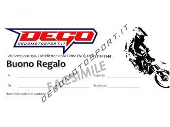 Buono regalo Online 500€