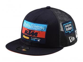 Cappellino Troy Lee Designs Team KTM