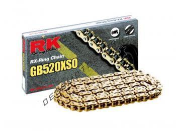 Catena RK Con O-Ring passo 520 XSO 120 maglie