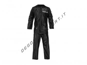 Completo antipioggia Thor Rainsuit Black