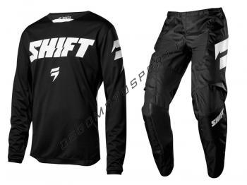 Completo Motocross Shift 2018 Ninety Seven Black