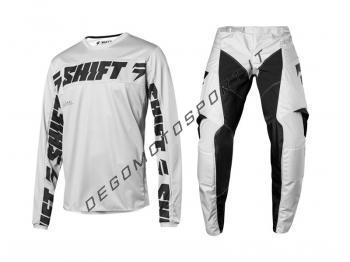 Completo Motocross Shift 2020 WHIT3 Label Salar