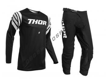 Completo Motocross Thor 2020 Prime Pro Strut Black-White