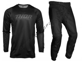 Completo Motocross Thor 2021 Pulse Blackout