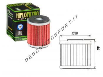 Filtro Olio Hiflo HF141 Yamaha
