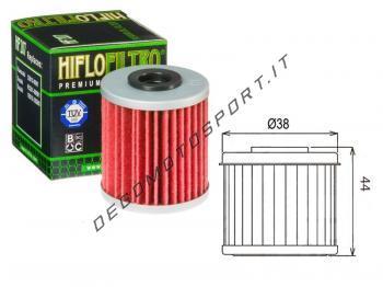 Filtro Olio Hiflo HF207 Suzuki Kawasaki