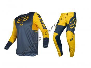 Fox 180 Przm Navy Yellow 2019