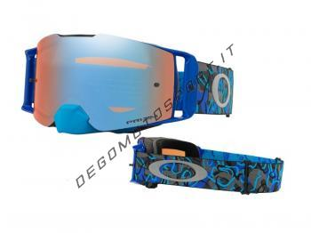 Front Line™ MX Goggle Camo Vine Stealth Blue