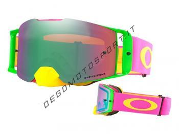 Front Line™ MX Goggle Pink Yellow