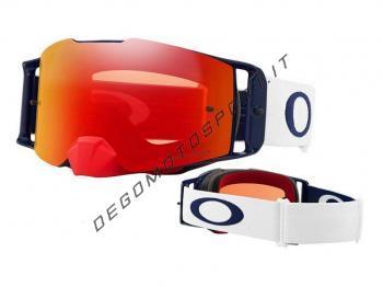Front Line™ MX Goggle Rwb