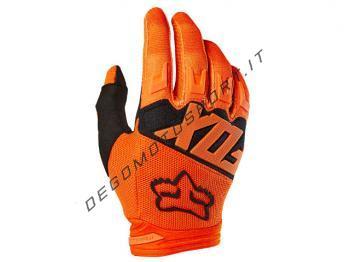 Guanti Motocross Fox 2018 Dirtpaw Race Orange