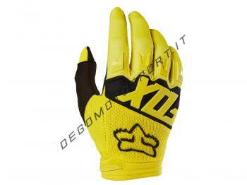 Guanti Motocross Fox 2018 Dirtpaw Race Yellow