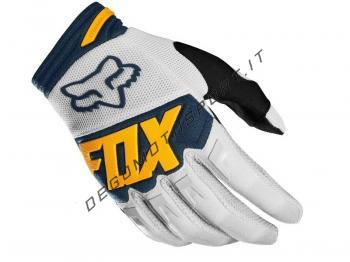 Guanti Motocross Fox 2019 Dirtpaw Lt Grey