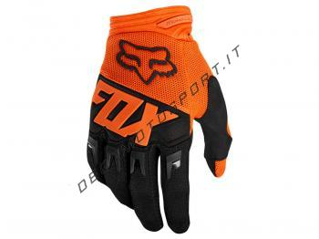 Guanti Motocross Fox Bambino 2020 Dirtpaw Fluo Orange