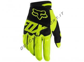 Guanti Motocross Fox Bambino 2020 Dirtpaw Fluo Yellow