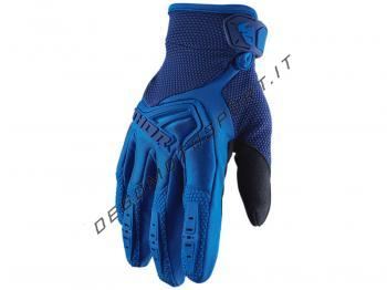 Guanti Motocross Thor 2020 Spectrum Blue