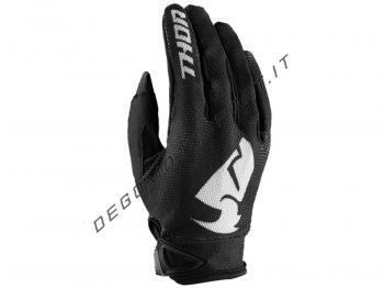 Guanti Motocross Thor Sector Black