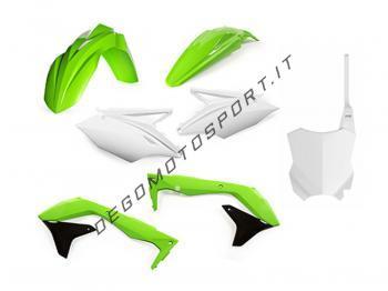 Kit Plastiche Kawasaki Ufo Plast KXF 450 2016-2017