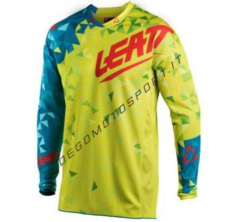 Leatt GPX 4.5 Lite Lime-Teal Jersey