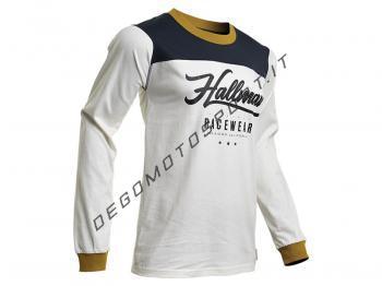 Maglia Motocross Thor 2020 Hallman GP Vintage White
