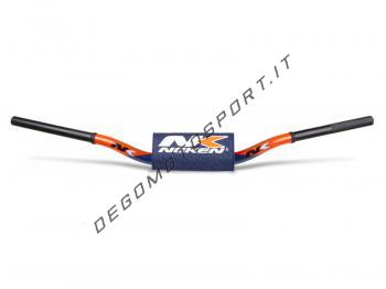 Manubrio Neken Oversize Fatbar Orange Blue