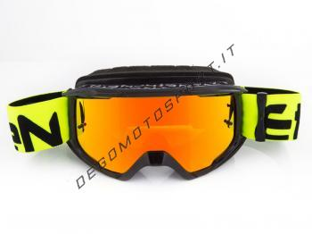 Maschera Ethen Otg 0605 Yellow Fluo Black