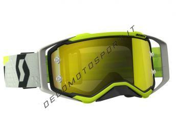 Maschera motocross Scott Prospect Black Yellow