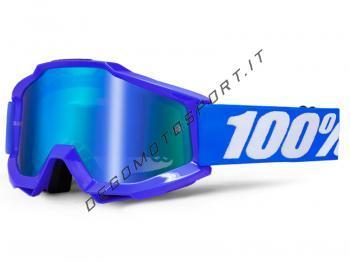 Occhiali Motocross 100% Accuri Reflex