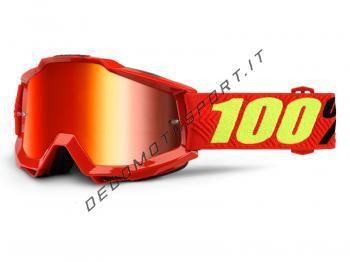 Occhiali Motocross 100% Accuri Saarinen