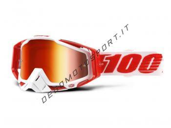 Occhiali Motocross 100% Racecraft Bilal