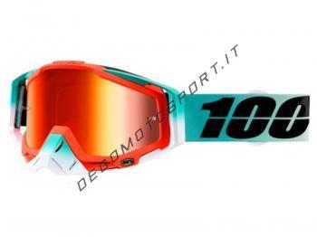 Occhiali Motocross 100% Racecraft Cubica