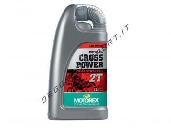 Olio motore Motorex Cross Power 2T