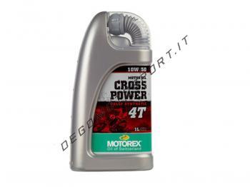 Olio motore Motorex Cross Power 4T
