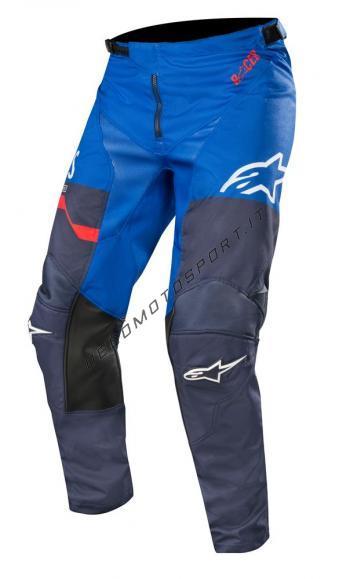 Pantaloni motocross Alpinestars 2019 Racer Flagship Dark Navy Bl