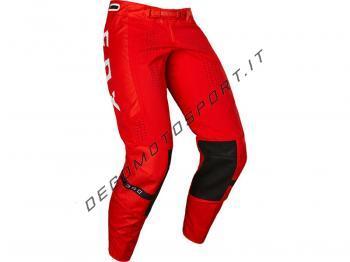 Pantaloni Motocross Fox 2022 360 Merz - Fluorescent Red