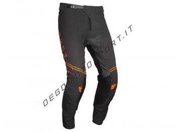 Pantaloni Motocross Thor 2021 Prime Pro Unrivaled Charcoal-Orang