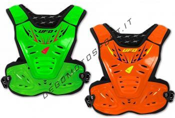 Pettorina Motocross Ufo Plast Reactor 2 Evolution