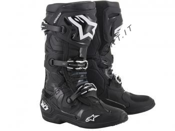 Stivali Motocross Alpinestars Tech 10 Black 2019