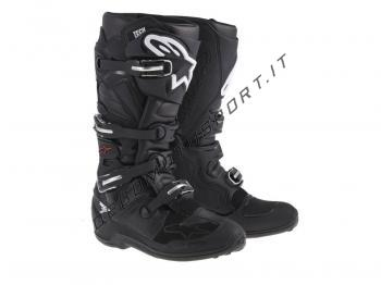 Stivali Motocross Alpinestars Tech 7 Black